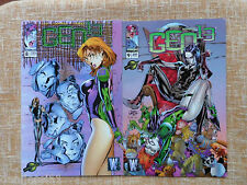 Comics, Gen 13, nº 8 y 9, vol. I, WildStorm, Image, Al Gordon, Joe Chiodo, 1996