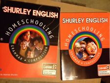 Shurley English Homeschool Kit Gr 2 Brenda Shurley 2002