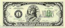 100 MILLION DOLLAR BILLS NOVELTY NOTES REPLICA MONEY JOKE MENS GIFT