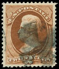 momen: US Stamps #146 Used SUPERB PF & PSE Certs