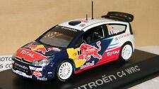 CITROEN C4 WRC REDBULL RALLYE PORTUGAL 2010 NOREV 1/43
