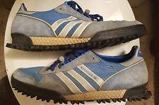 Adidas Marathon Trainer UK10 US10.5 Made In Yugoslavia 1980's