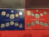 2018 U.S. Mint 20 Coin Uncirculated Set