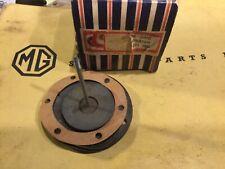 NOS BMC / MOWOG Diaphragm AUB6098. 2-3/8 Stem. SU Square Body Fuel Pump   —3/10—