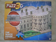 Wrebbit Puzz 3D,The White House puzzle, NEW factory sealed Box, 250 pieces