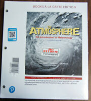 The Atmosphere: An Introduction to Meteorology, Books a la Carte 14th Edition