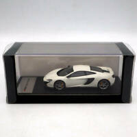 1/43 TSM Models Mclaren 650S Coupe 2014 White Resin Limited Edition Collection