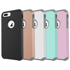 iPhone 6 /6s iPhone 6 Plus, iPhone 7/ iPhone 7 Plus Case, Shockproof Hybrid Case