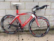 Specialized S-Works Transition Pro Carbon Medium Time Trial TT Triathlon Bike