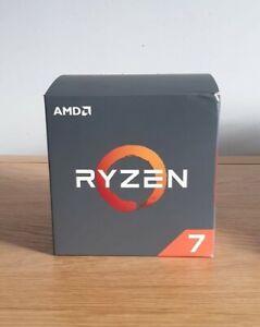 AMD Ryzen 7 2700X, 3.7GHz, 8-Core 16-threads, AM4 Socket Opened - Never Used