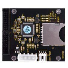 SD SDHC SDXC MmC Tarjeta una IDE 40Pin Adaptador Macho de 3.5 Pulgadas L9A6