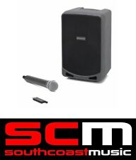 Samson Expedition XP106w Rechargeable Portable PA Bluetooth+ Wireless Microphone