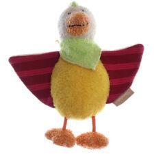 Sterntaler Huhn Vogel Greifling Stofftier Kuscheltier Plüsch Tier 14cm klein