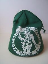Boston Celtics Winter Hat Green Adidas NBA Basketball Toque Beanie Stocking Cap