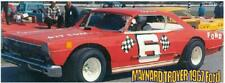 Cd_1109 #6 Maynard Troyer 1967 Ford 1:32 scale Decals