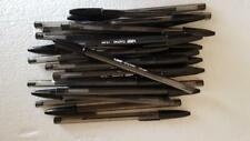 Huge Lot Bic Cristal Xtra Bold Ballpoint Pen 16mm 72 Count Black
