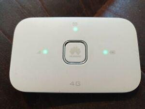 Huawei E5573B 4g Mobile Wi-fi Mi-Fi Three Network ~ GOOD WORKING CONDITION