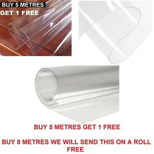 Clear Plastic Waterproof Tablecloth Protector Vinyl PVC Shower Curtain PPE OFFER