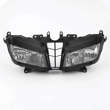 Motorcycle Black Headlight Assembly Headlamp For Honda CBR 600 RR 2013-2014