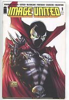 Image United 1 L 2009 NM+ 9.6 2nd Print Variant Spawn Todd McFarlane