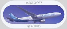 STICKER AUTOCOLLANT AIRBUS A330neo AI livery