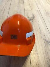DB Bahn Eisenbahn Schutzhelm Helm Anstoßkappe Schutzausrüstung orange