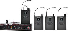 Galaxy Audio 4-Person Wireless In Ear Monitor System AS-950-4 | FREE SHIPPING