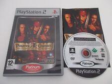 PIRATES DES CARAÏBES La Légende de Jack Sparrow - SONY PLAYSTATION 2 PS2 Complet