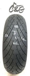 Metzeler Roadtec 01      180/55zr17    73w Part Worn Motorcycle Tyre 788