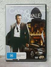 James Bond 007 Movie Casino Royale (DVD, 2-Disc Set) Daniel Craig