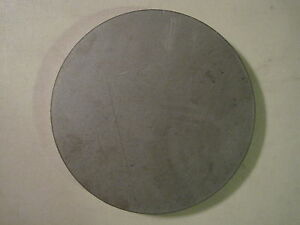 """100pc Circle 304 ss 1//16/"""" Stainless Steel Disc x 5/"""" Diameter"""