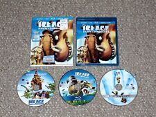 Ice Age: Dawn of the Dinosaurs Blu-ray/DVD Combo 2009 with Slip Cover