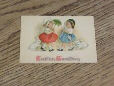 Easter Greeting Vintage Card (Fc1-4)