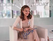 Rachel McAdams signed 11x14 photo