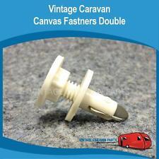 Caravan Canvas Annex  Fastener Plastic Vintage Viscount, Franklin, Millard,York