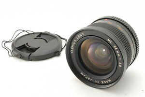 【N MINT】Yashica ML 24mm f/2.8 Wide Angle lens For CY Mount From JAPAN