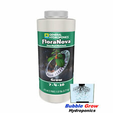GENERAL HYDROPONICS FLORA NOVA GROW 946ML FLORANOVA SINGLE PART NUTRIENT