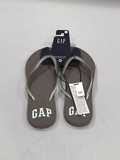 Gap Sandals Womens Size: 8 Grey/Silver Casual Beach Style Neutral Color.