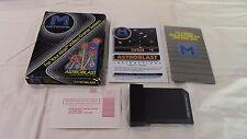 Astroblast Atari 2600 Game Complete CIB Boxed!