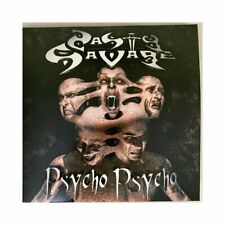 NASTY SAVAGE - Psycho Psycho (NEW*LIM.444*US TECH / THRASH METAL KILLER 2004)