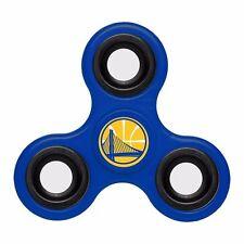 Golden State Warriors Fidget Spinner IN STOCK Three Way Hand Toy NBA License
