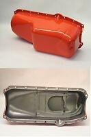 <p>1963-1974 CORVETTE SMALL BLOCK CORRECT OIL PAN - 4 QUART,  GM # 3820000.