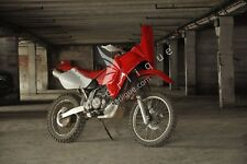 Honda XR650R rally / touring kit for Acerbis 24l fuel tank