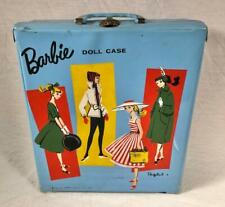 VINTAGE 1961 MATTEL BARBIE PONYTAIL CASE