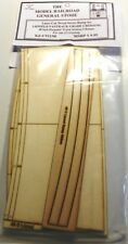 """RR X Crossing RAMP kit for Lionel O 3-rail 48""""D curved FasTrack sectional track"""