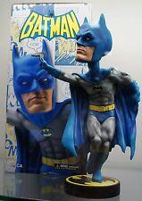 DC Batman Head Knocker Wacky Wobbler Bobble Head resina, nuova