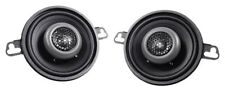 MB Quart Formula 3.5 inch 2-way coaxial car speakers excellent quality sound !