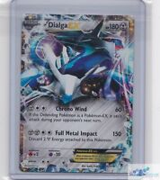 DIALGA EX POKEMON TCG 62/119 XY Phantom Forces ULTRA RARE Card