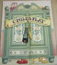 Mary Engelbreit Child's Play Sophie & Michael Paper Doll & Outfits Book 1998
