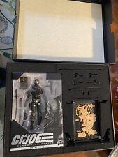 Hasbro GI Joe Classified 00 Snake Eyes Deluxe Exclusive